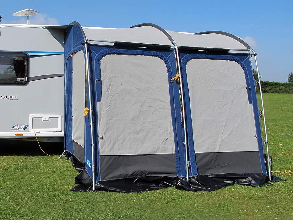 Kampa Rally All Season Caravan Awning 260 Ebay