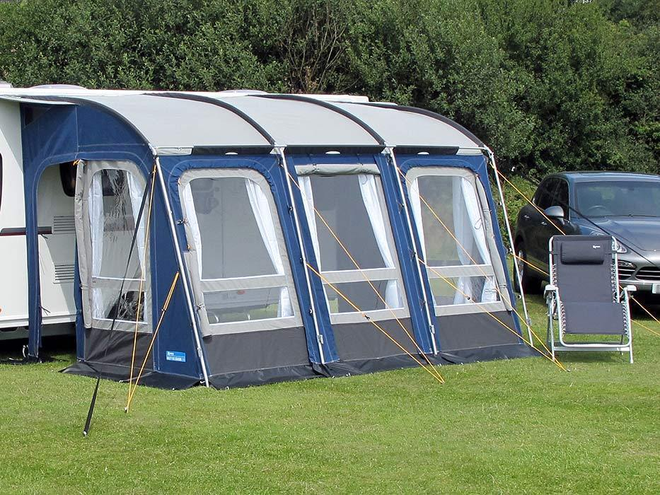 Kampa Rally All Season Caravan Awning 390 Ebay