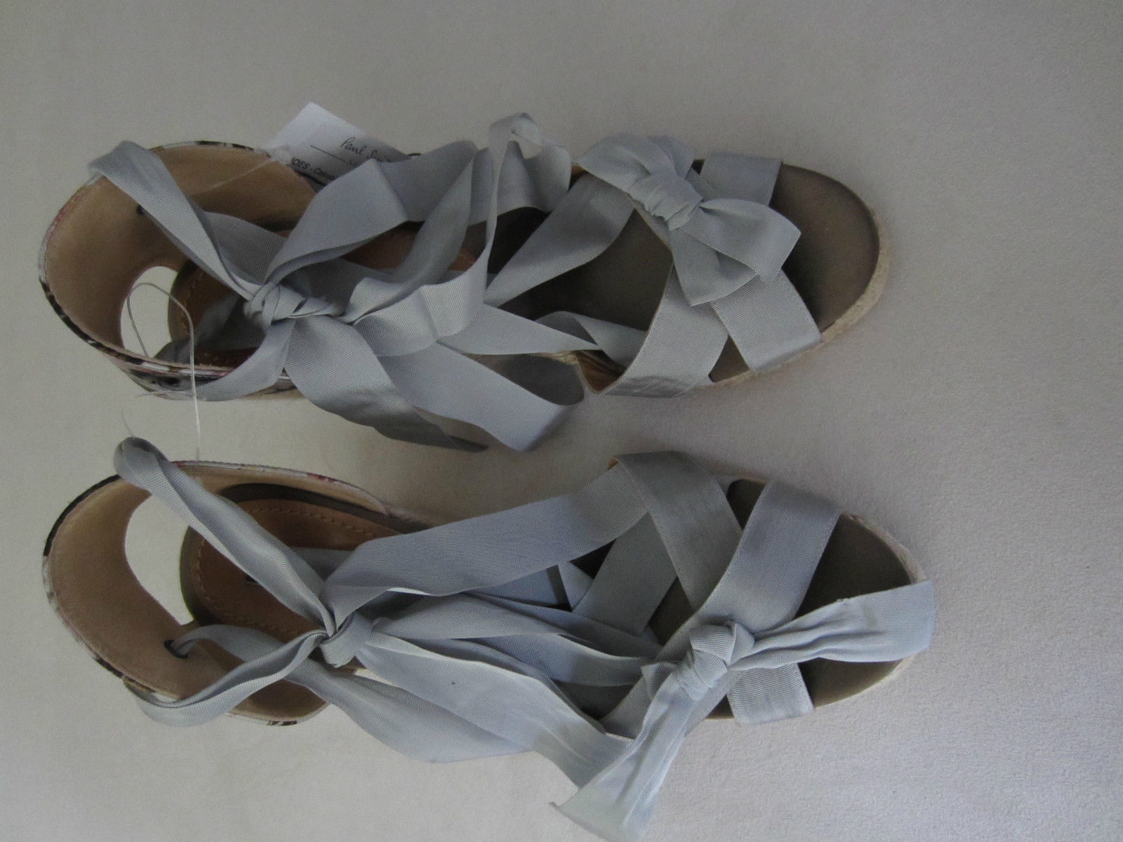 Paul Smith Floral Shoes Ladies