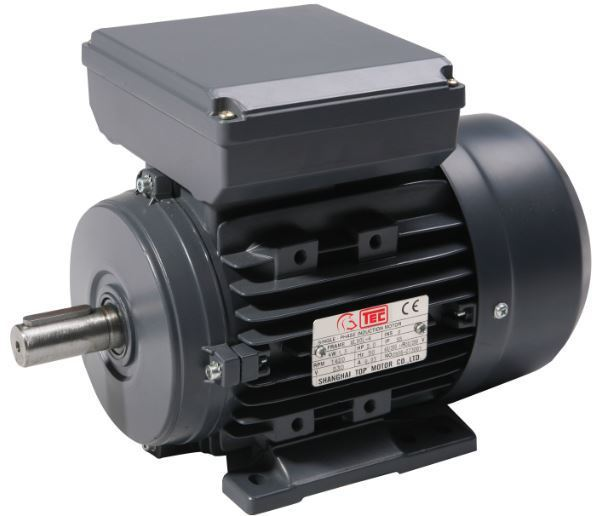 1 1 Kw 1 5 Hp Single Phase Electric Motor 240v 2800 Rpm