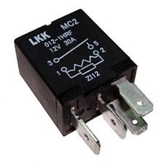 4 Pin Micro Mini Relay 12v 20a Car Van Boat 20 Amp