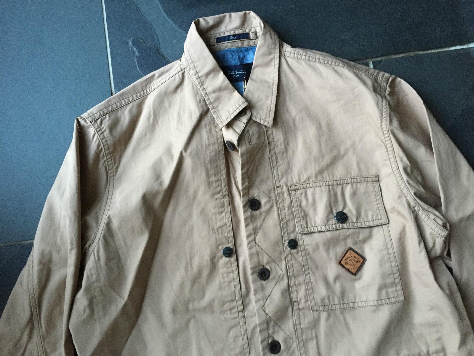 Paul smith chemise pour hommes veste pierre couleur - Couleur beige en anglais ...