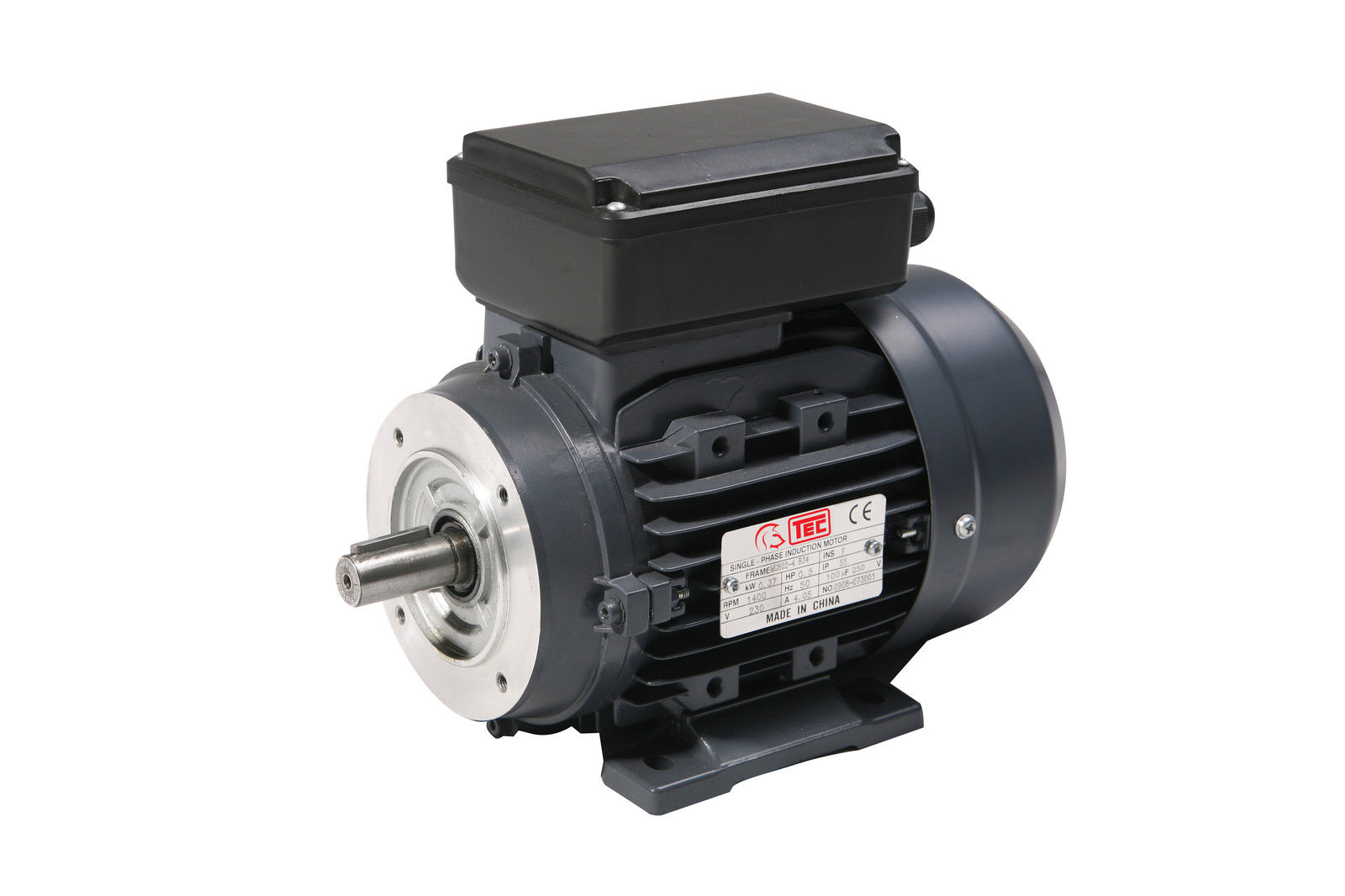 0 37 Kw  0 5 Hp Single Phase Electric Motor 240v 1400 Rpm  37kw  1  2hp 370 Watt