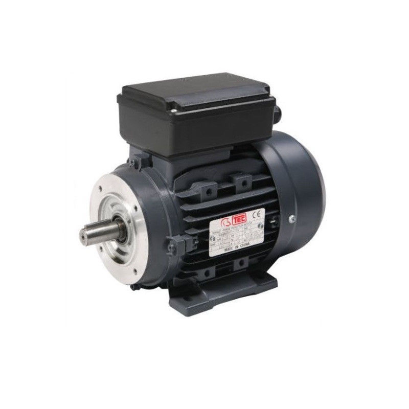 Details about Single Phase Electric Motor 0 12kw to 3 7kw 240V/50Hz FOOT &  FLANGE OPTION