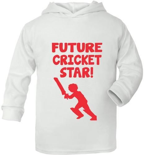Future Cricket Star Sport Baby Feeding Bib Gift